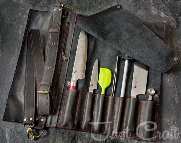 Скрутка для ножей Just Craft Дипломат