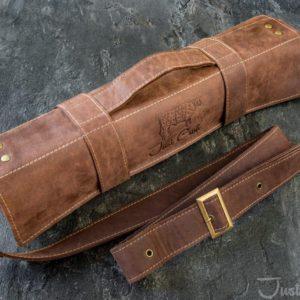 Скрутка для ножей Just Craft Шоколад