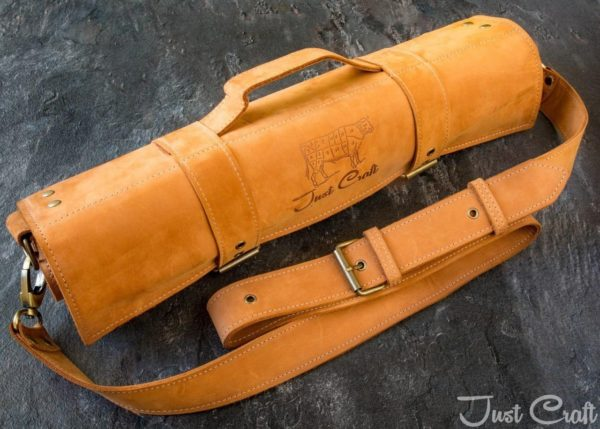 Knife roll Country (discounted, article K817)