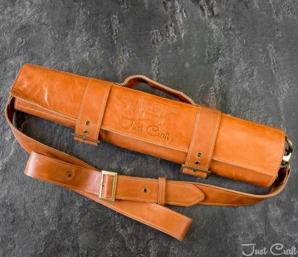 Chef's Knife roll Mustang (for 6 knives)